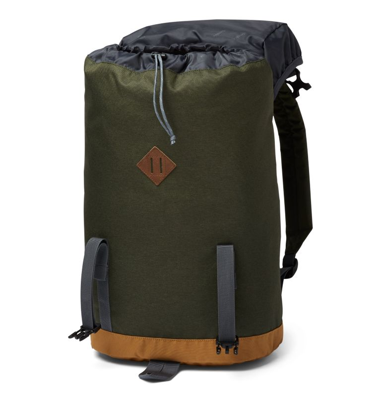 Classic Outdoor™ 25L Daypack | 347 | O/S Sac À Dos 25L Classic Outdoor™ Unisexe, Surplus Green Heather, Maple, a1