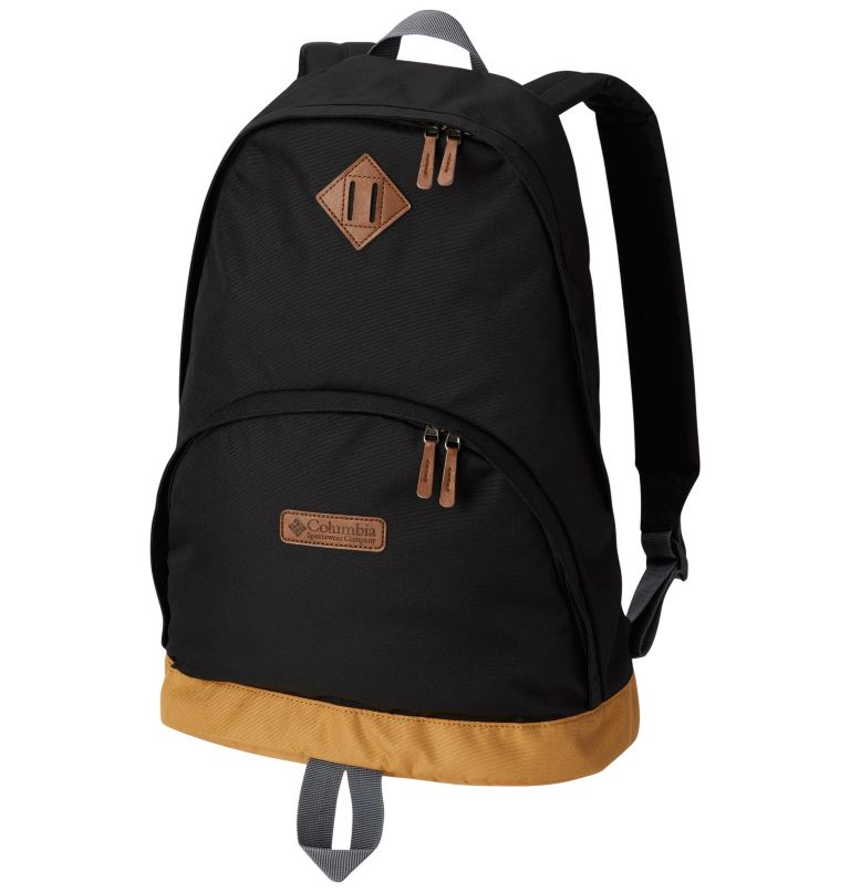 Classic Outdoor™ 20L Daypack | 013 | O/S Sac À Dos 20L Classic Outdoor™ Unisexe, Black, Maple, front