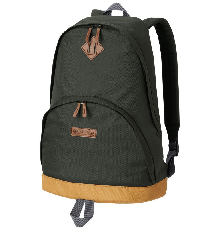 Classic Outdoor™ 20L Daypack | 347 | O/S Unisex Classic Outdoor™ 20L Daypack, Surplus Green Heather, Maple, front