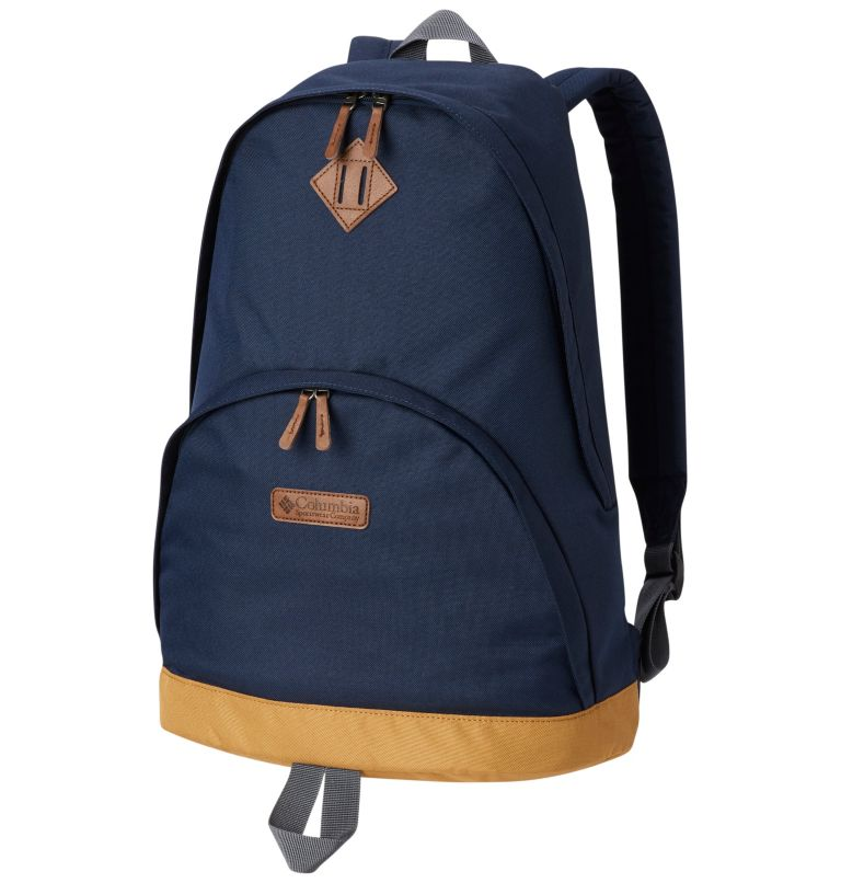 Classic Outdoor™ 20L Daypack | 464 | O/S Sac À Dos 20L Classic Outdoor™ Unisexe, Collegiate Navy Heather, Maple, front