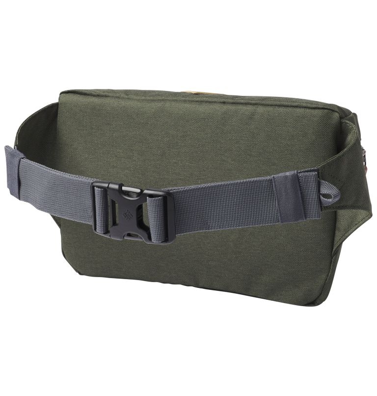 Classic Outdoor™ Lumbar Bag | 347 | O/S Sac Banane Classic Outdoor™ Unisexe, Surplus Green Heather, back