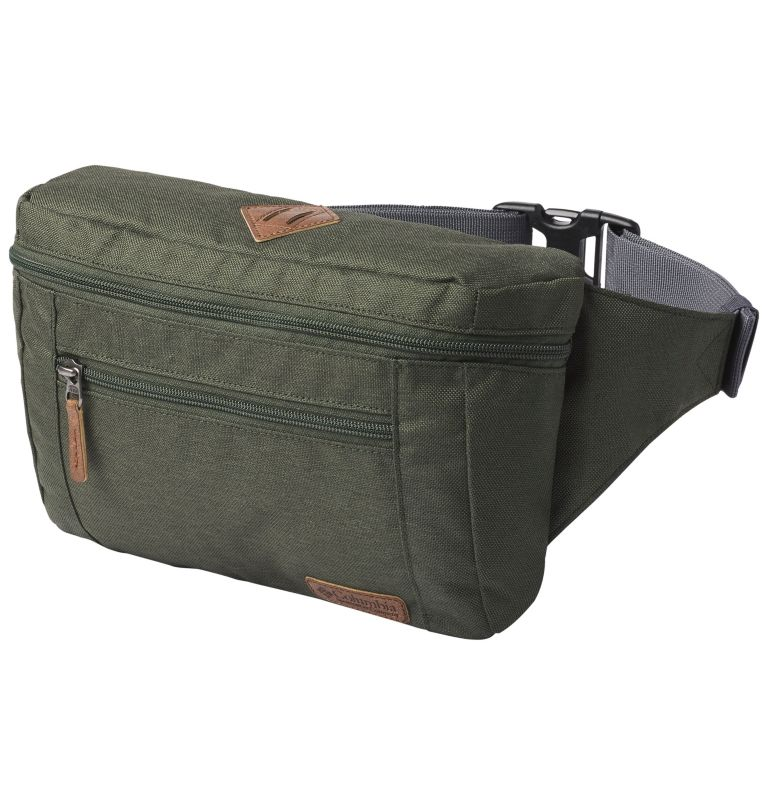 Classic Outdoor™ Lumbar Bag | 347 | O/S Sac Banane Classic Outdoor™ Unisexe, Surplus Green Heather, front