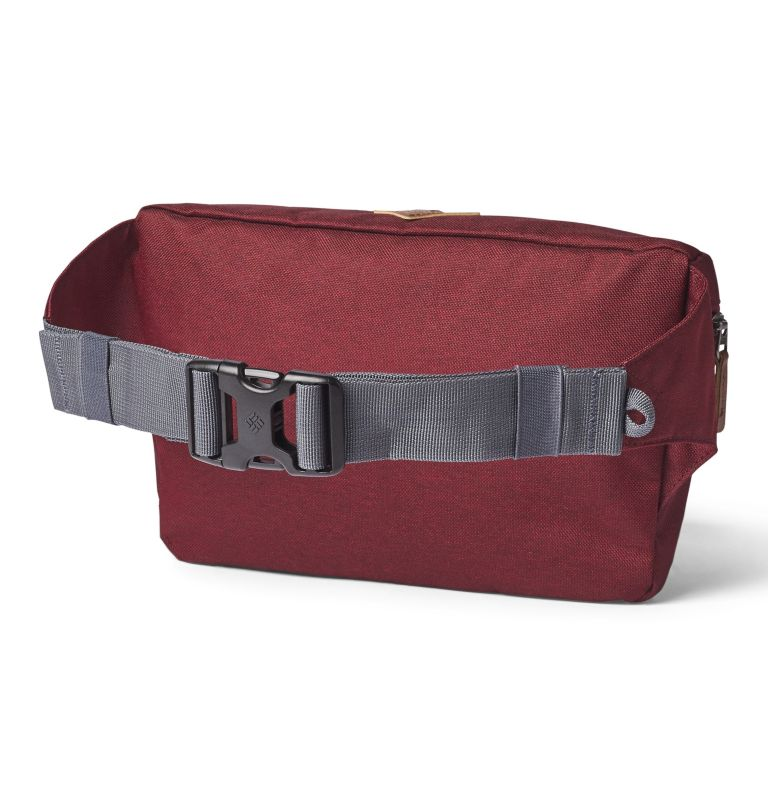 Classic Outdoor™ Lumbar Bag | 615 | O/S Unisex Classic Outdoor™ Bum Bag, Tapestry Heather, back