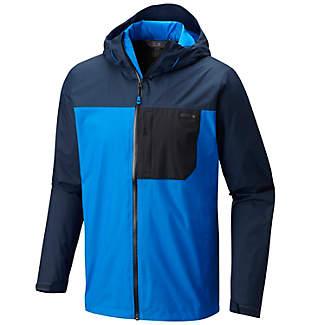 Men S Rain Jackets Windbreakers Mountain Hardwear