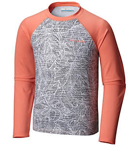 Youth Mini Breaker™ Printed Long Sleeve Sunguard