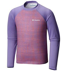 Kids' Mini Breaker™ Printed Long Sleeve Sunguard