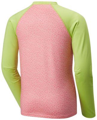 9d07e754 Columbia   Kids' Mini Breaker Printed Long Sleeve Quick Dry Sunguard Shirt