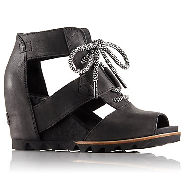 Women's Joanie™ Lace Wedge Sandal , front
