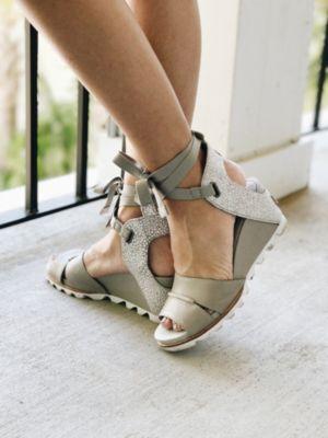 7d7fce06dfa Women s Joanie Wrap Wedge Sandal