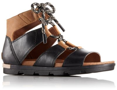 Women S Torpeda Lace Ii Leather Gladiator Lace Up Sandal