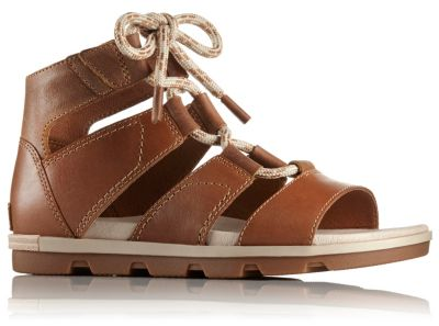 62fcc7d3ddf Women s Torpeda Lace II Leather Gladiator Lace Up Sandal