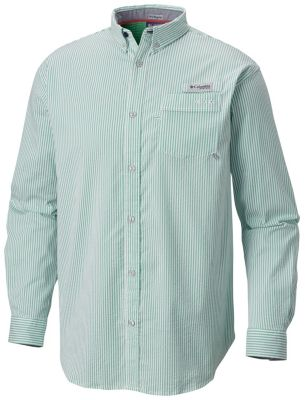Men's Super Harborside™ Woven Long Sleeve Shirt | Tuggl