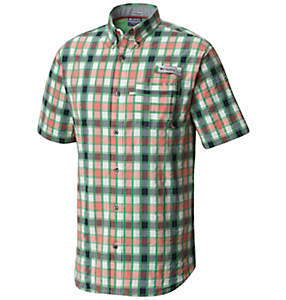 Men's Super Harborside™ Woven Short Sleeve Shirt