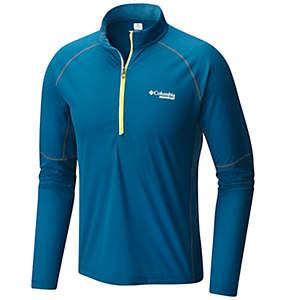 Camiseta con media cremallera Titan Ultra™ para hombre
