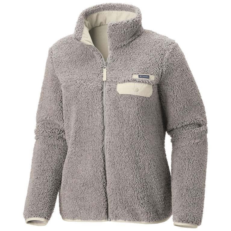 Zip Mountain Columbia Fleece Side Heavyweight Women's Full Jacket R6xpqXRwg