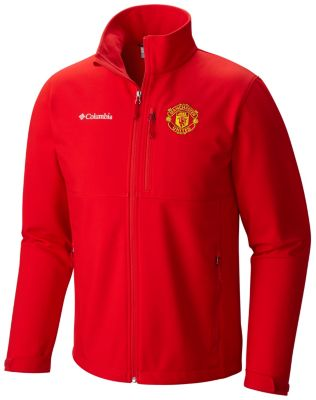 Men's Ascender™ Softshell Jacket - Manchester United | Tuggl