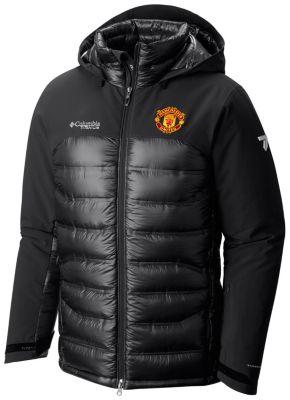 Men's Heatzone 1000 TurboDown™ Hooded Jacket - Manchester United   Tuggl