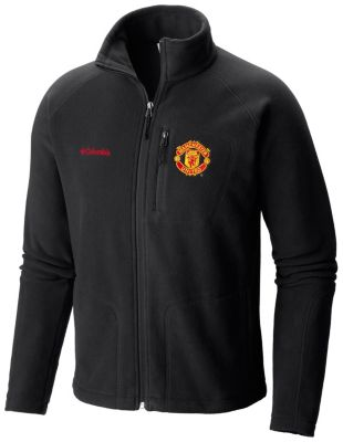 Men's Fast Trek II™ Full Zip Fleece Jacket - Manchester United at Columbia Sportswear in Oshkosh, WI | Tuggl