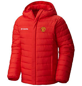 Youth Powder Lite™ Puffer - Manchester United