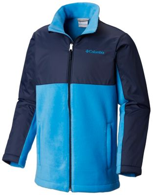 Columbia Boys Fort Rock II Hybrid Jacket