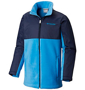 Boys' Fort Rock™ II Hybrid Jacket