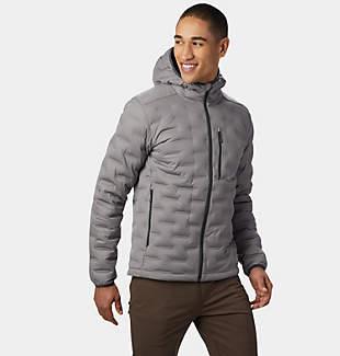 Men's StretchDown™ DS Hooded Jacket