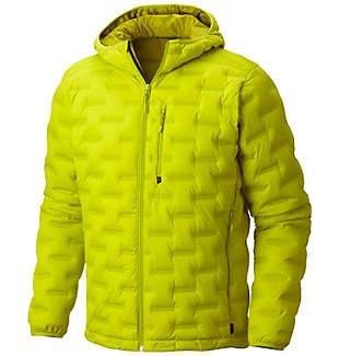 Manteau à capuchon StretchDown™ DS