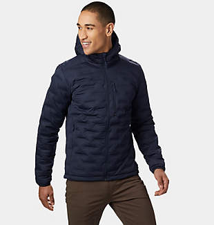 Manteau à capuchon StretchDown™ DS
