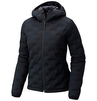 Women's StretchDown™ DS Hooded Jacket