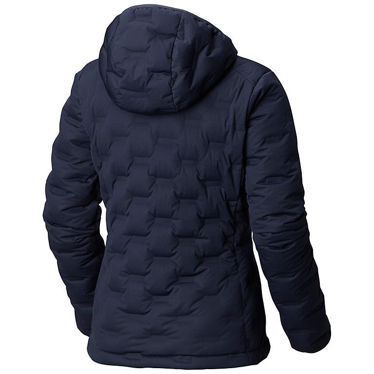 12debab4963 Dark Zinc Women s StretchDown™ DS Hooded Jacket
