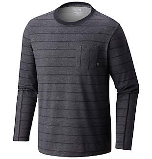 Men's ADL™ Long Sleeve Pocket T
