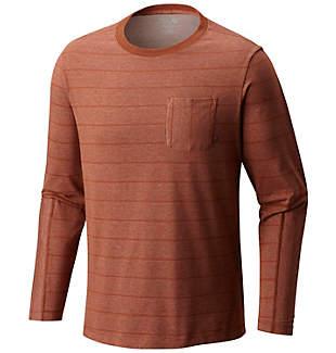 Men's ADL™ Long Sleeve Pocket T