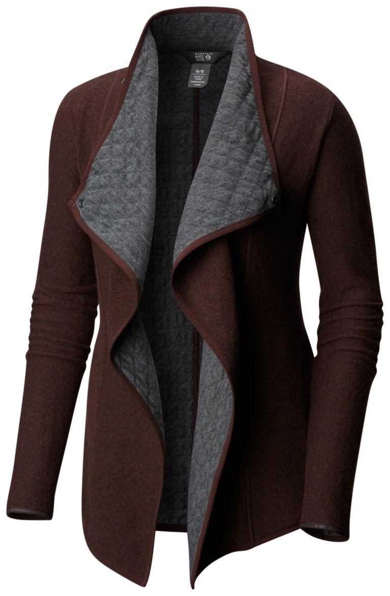 Womens Sarafin Wrap Sweater Mountain Hardwear