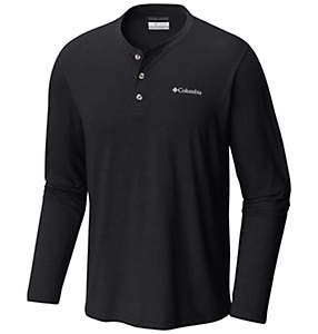 Men's Cullman Crest™ Long Sleeve Henley