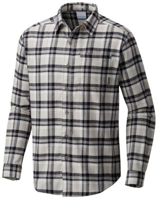 Men's Boulder Ridge™ Long Sleeve Flannel Shirt | Tuggl