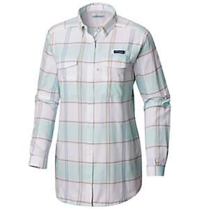 Women's PFG Bonehead™ Flannel Long Sleeve Shirt