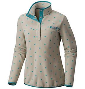 Women's Harborside™ Printed Fleece Pullover