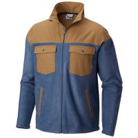 Deals on Columbia Steens Mountain Novelty Mens Fleece