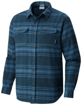 Men's Deschutes River™ Heavyweight Flannel Shirt | Tuggl