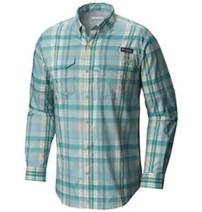 Men's Super Blood and Guts™ Long Sleeve Woven Shirt