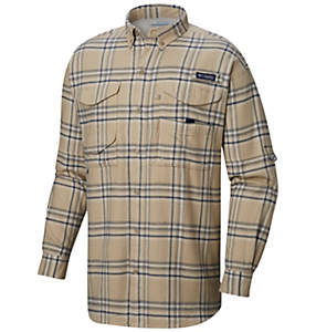 Men's PFG Bonehead™ Flannel Long Sleeve Shirt