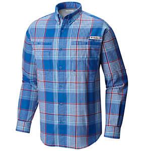 Chemise à manches longues en flanelle Tamiami™ pour homme