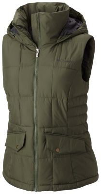 Women's Lone Creek™ Hooded Vest at Columbia Sportswear in Oshkosh, WI | Tuggl