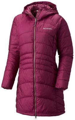 Women's Karis Gale™ Long Jacket by Columbia Sportswear