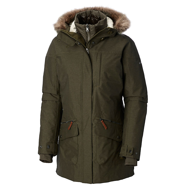 columbia carson pass giacca
