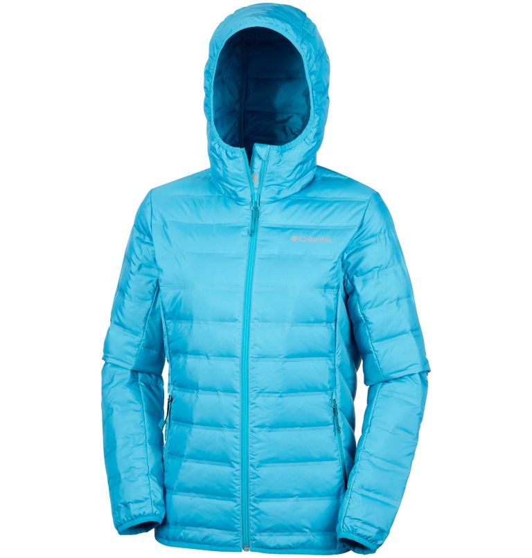 Women's Lake 22™Down Hooded Jacket Women's Lake 22™Down Hooded Jacket, a1