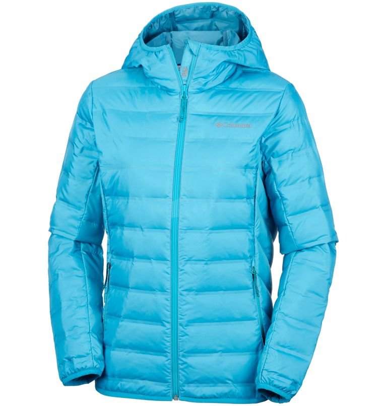 Women's Lake 22™Down Hooded Jacket Women's Lake 22™Down Hooded Jacket, front