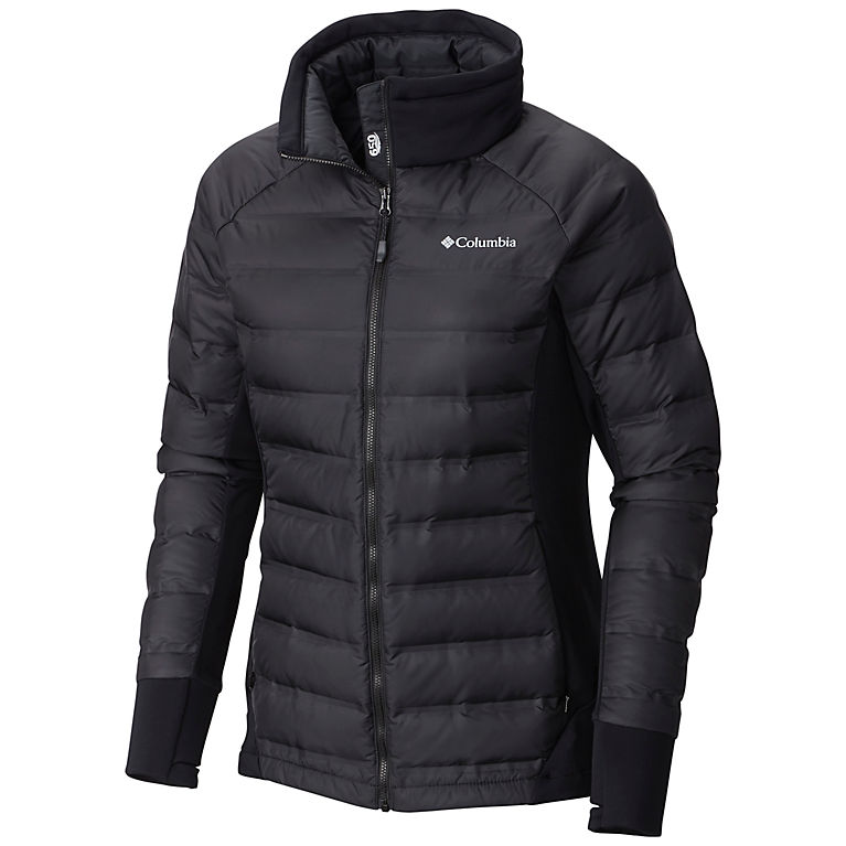 183ee8f224083 Black Women s Lake 22™ Hybrid Jacket