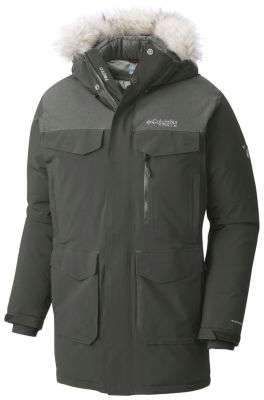 Men's Titan Pass™ 780 TurboDown Parka at Columbia Sportswear in Oshkosh, WI | Tuggl