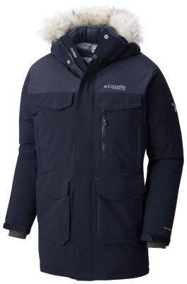 Men's Titan Pass™ 780 TurboDown Parka - Tall | Tuggl